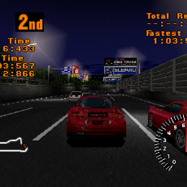 Gran Turismo for PS1 | Gaming Throwback