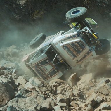 All the Best Wrecks from King of the Hammers 2018