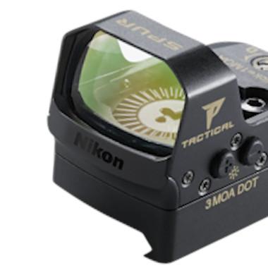 Nikon Unveils the P-Tactical Spur Reflex Sight