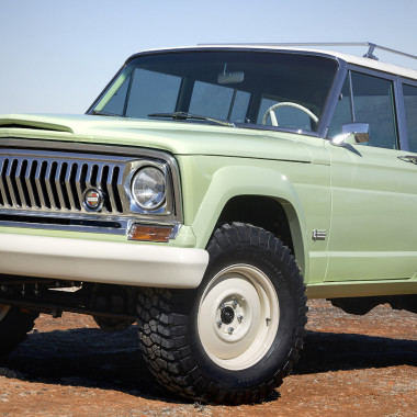 Jeep Wagoneer Roadtrip Concept | Mod Madness