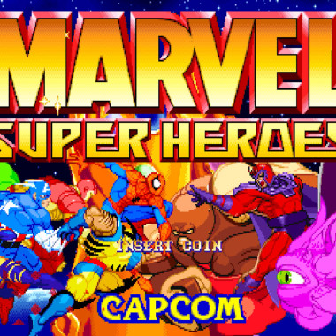 Marvel Super Heroes | Gaming Throwback