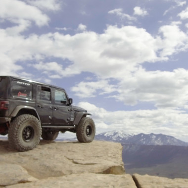 We Took A Ride In Casey Currie's SWEET New JL | Mod Madness