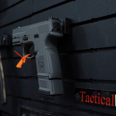 We Check Out Tactical Walls' New Magnetic Display System