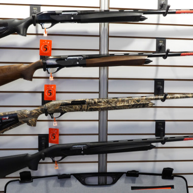 Retay Firearms Shows Us Their New Masai Mara Shotguns