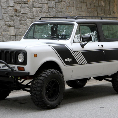1976 International Scout Traveler | Mod Madness