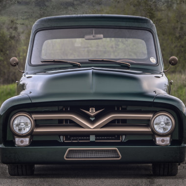 1953 Ford F100 | Mod Madness