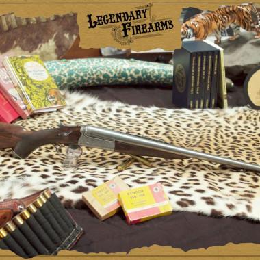 Jim Corbett's .450-400 Nitro Express | Legendary Firearms
