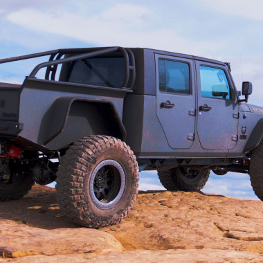 JK Honcho by Bruiser Conversions | Ride of the Week