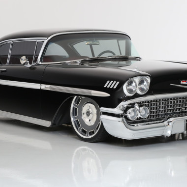 "1958 Chevy Impala ""Ebony"" by RMD Garage 