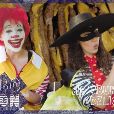 We Try McDonald's Hamburglar's Delight | COMBOnation