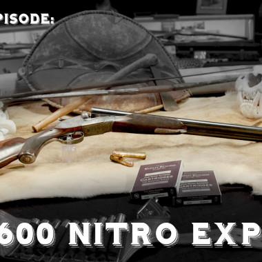 .600 Nitro Express | Legendary Firearms