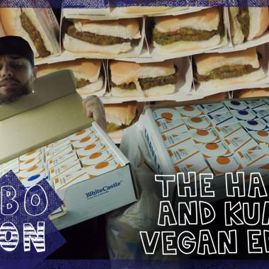 We Try White Castle's Vegan Harold & Kumar Challenge | COMBOnation