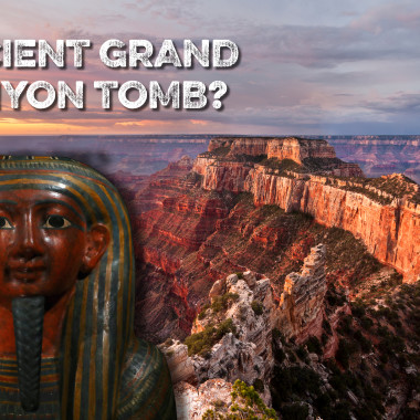 Is There Actually a Secret Egyptian Tomb in the Grand Canyon? | Strange Heartland History