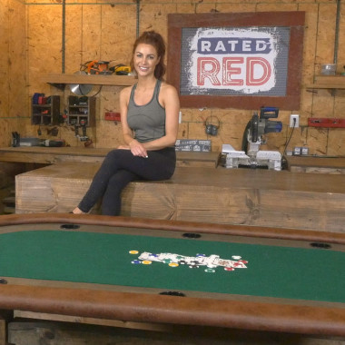 Poker Table | Red Hot Building
