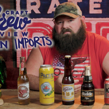 Alabama Boss Tries Some Mexican Import Beers | Craft Brew Review