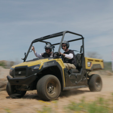 UTVs, Long-Range Shooting and More   Brownells Prime Time Charity Challenge Round One