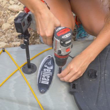 Installing Attachments on Your Kayak