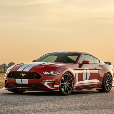 2019 Hennessy Ford Mustang Heritage Edition | Ride of the Week