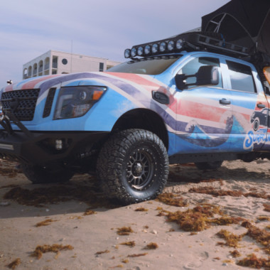 Nissan Titan Surfcamp | Ride of the Week
