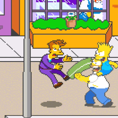 The Simpsons | Gaming Throwback