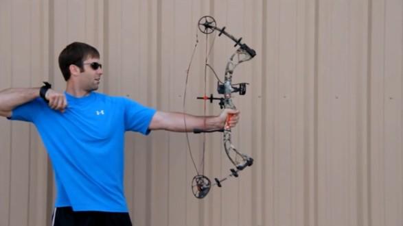 Archery with Abby