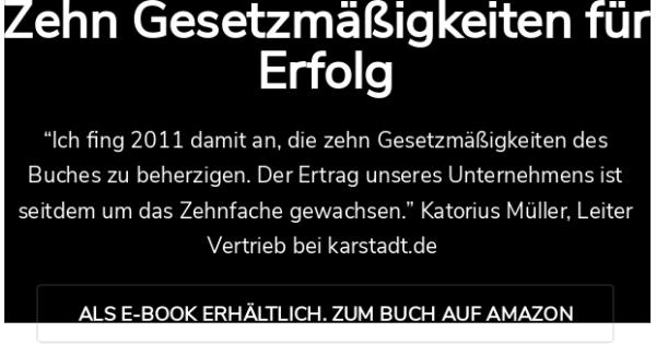 Snapshot hero - Franz - Werben mit Erfolg