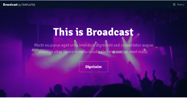 Hero - Broadcast