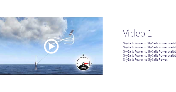 YouTube Video 1  - MIT DEM MODAL UND DER IFRAME SECITION!