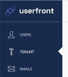 Userfront Toolkit