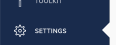 Userfront settings
