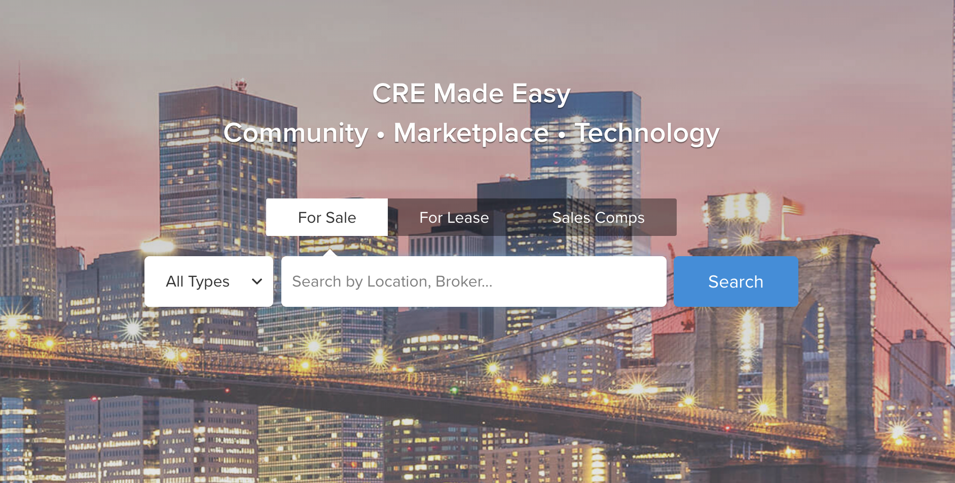 Best Commercial Real Estate Listing Sites CREXi