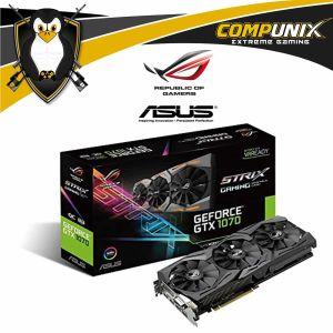 Tarjeta de Video ASUS Strix GTX1070 8GB OC