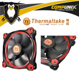 Ventilador PC Thermaltake Riing 12 Led Red A