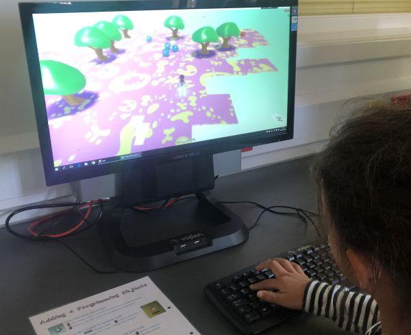 Online Computing Clubs