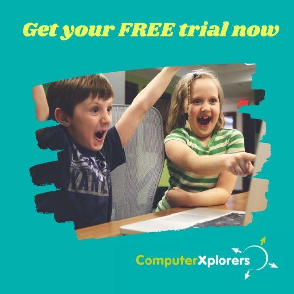 The Xplorer Hub - Online Tech Club for Kids