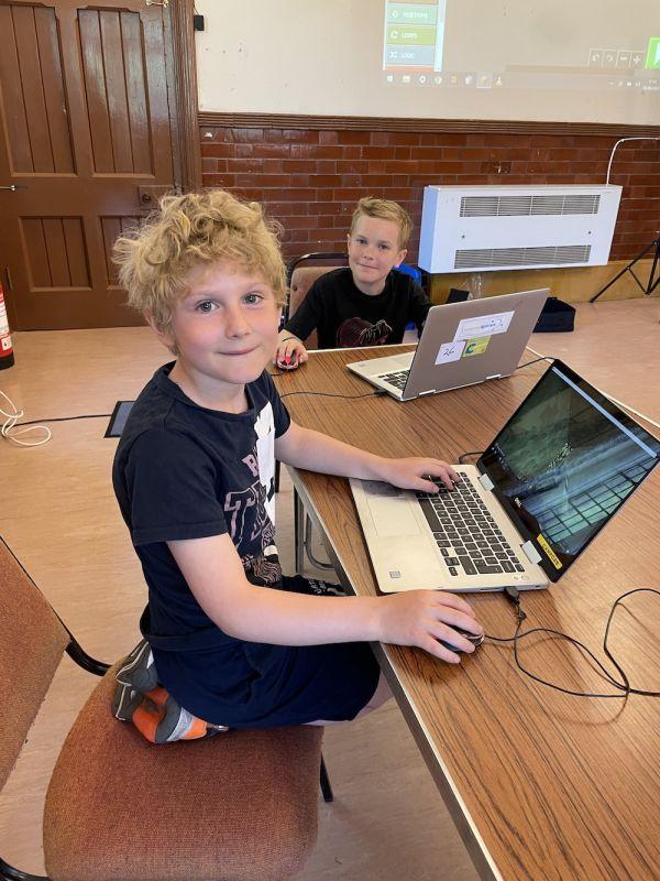 Summer Holiday Tech Clubs 2021