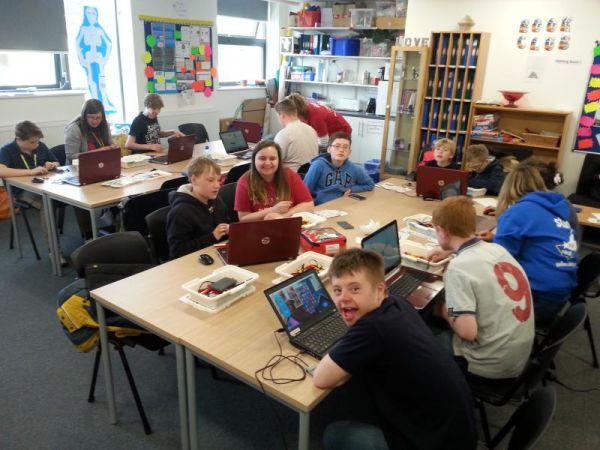 SEN and SEND Computing Classes