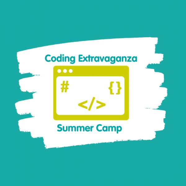 Summer Camp - Coding Extravaganza!
