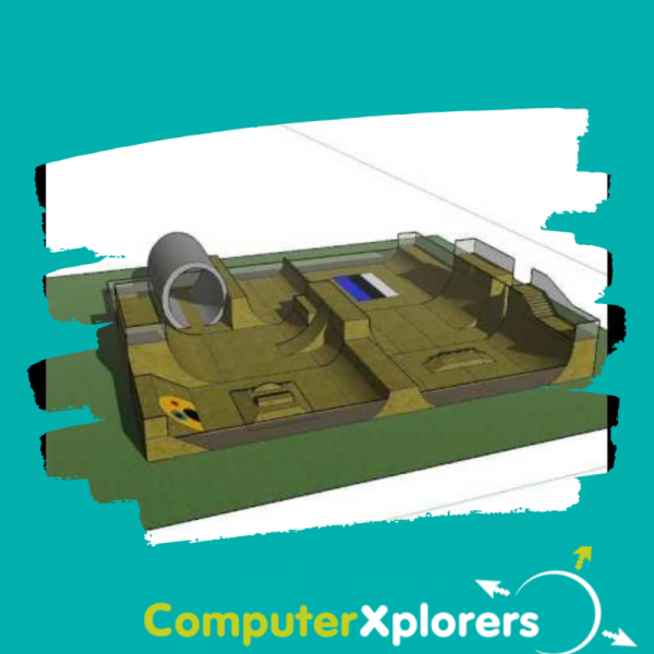 Create & Design Your Very Own Skate Park using CAD
