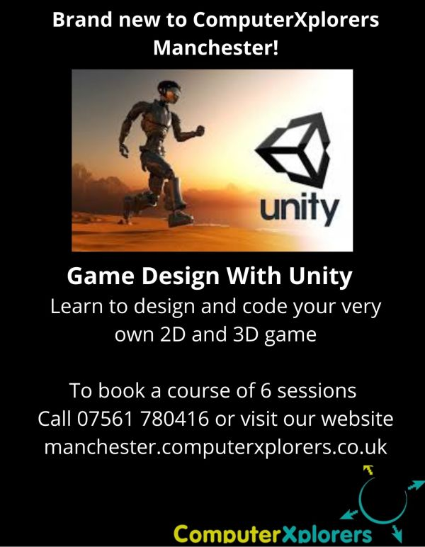Unity for Kids Online Course