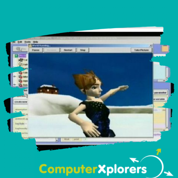 February Camp - Introduction to 3D Animation