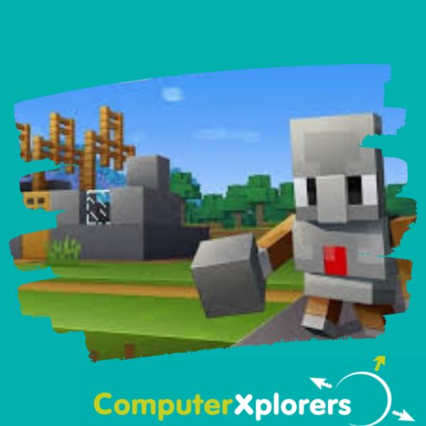 February Camp - Introduction to Coding with Minecraft