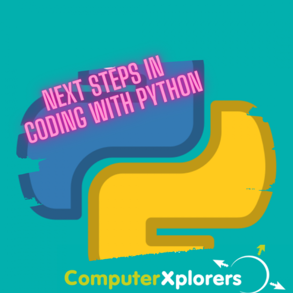 February Camp - Next Steps in Coding with Python