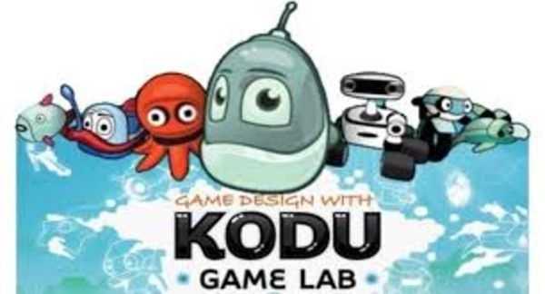 KODU 3D Game Design Age 8+