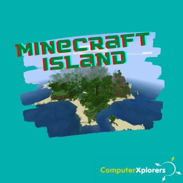 Summer Camp - Minecraft Exploration Island 2