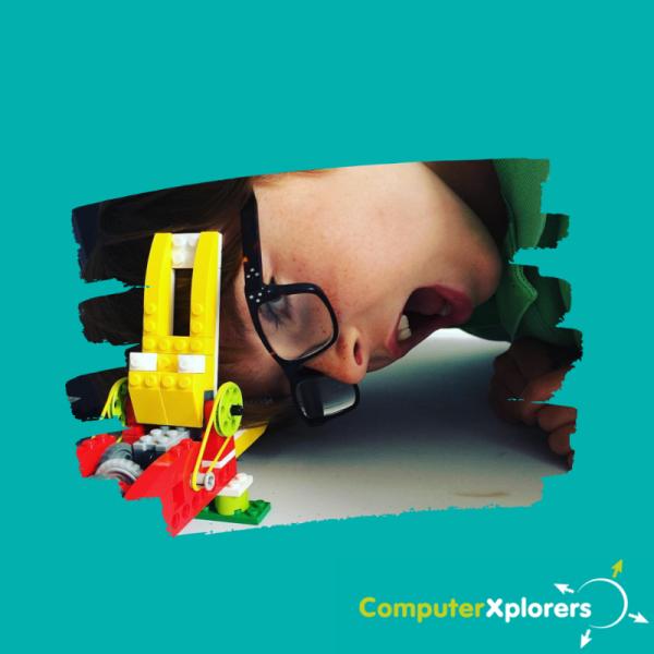 Summer Camp - Lego Robotics