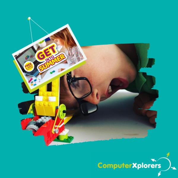 Summer Camp - Lego Robotics - Face 2 Face