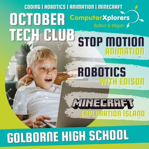 October Tech Club
