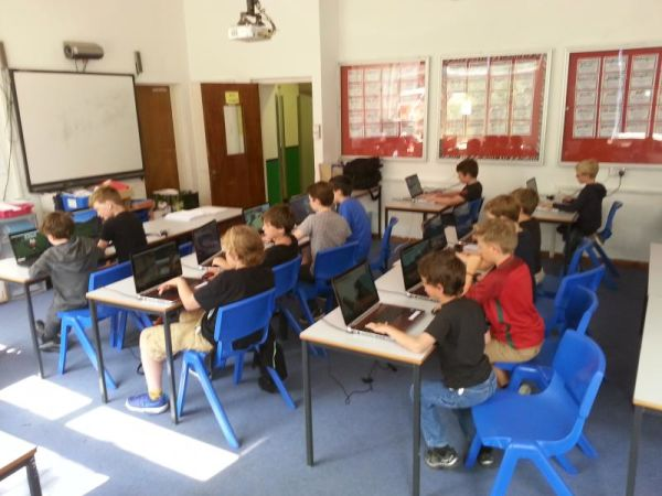 Computing Support for Primary Schools