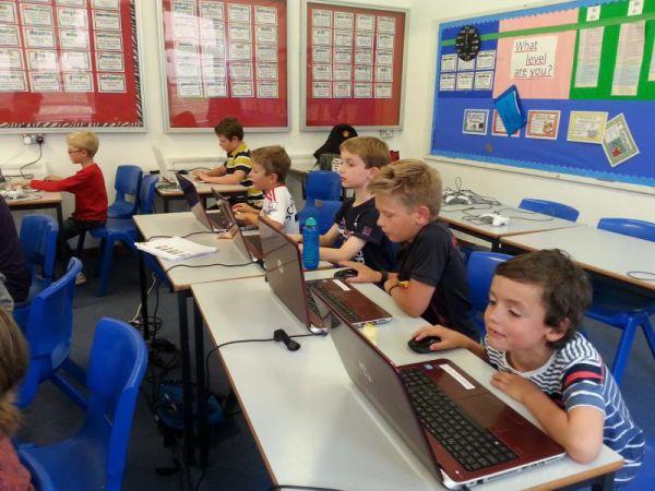 Computing Curriculum Classes